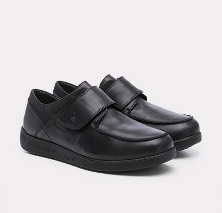 zapatos con velcro hombre black friday